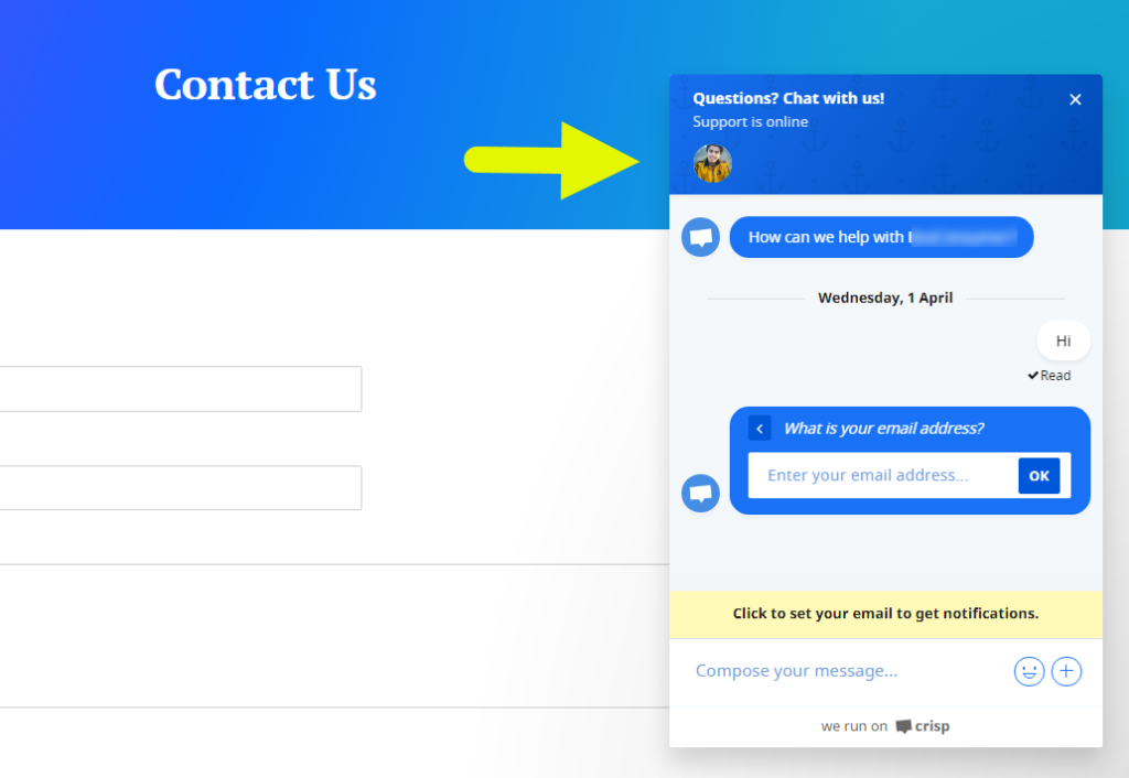 live chat for wordpress Why Adding Live Chat for WordPress Website can Have Huge Impact on Your Sales